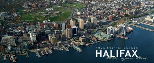 Imigrar Canada através de Nova Scotia - Cidade de Halifax