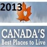 As melhores cidades para se viver no Canada em 2013 (ranking)